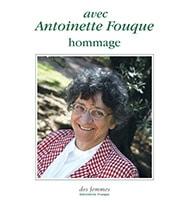 Avec Antoinette Fouque Hommage