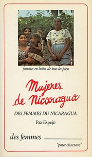 Des femmes du Nicaragua