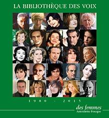 livres audio des femmes