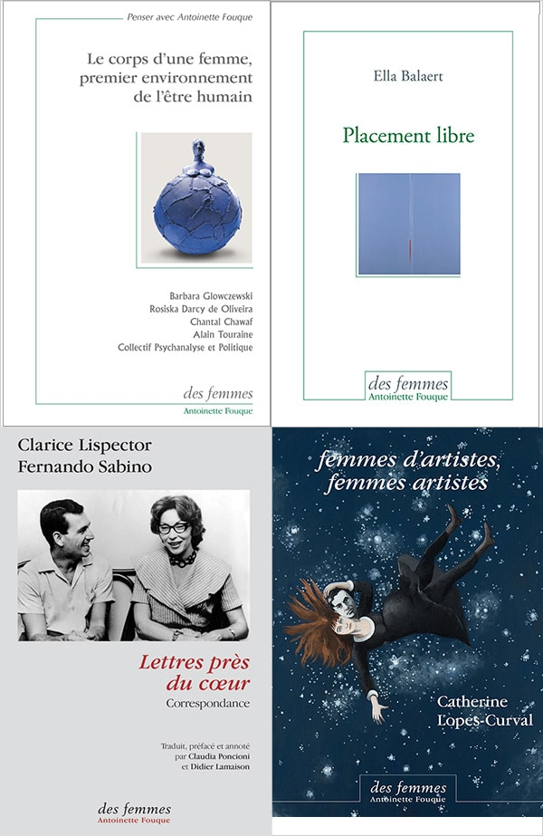 Éditions des femmes livres oct nov 2016