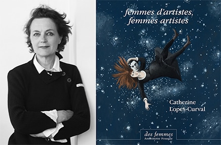 Femmes artistes Catherine Lopes-Curval