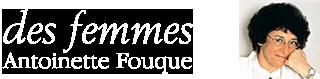 Des femmes, Antoinette Fouque