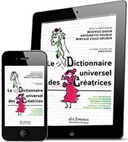 eBook Dictionnaire créatrices