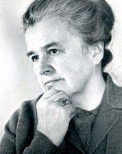 Natalia Baranskaïa
