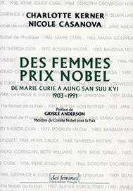 Des femmes Prix Nobel