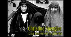 Une femme dans la guerre de Christine Spengler le film