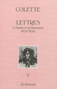 Lettres à Moune et au Toutounet 1929-1954