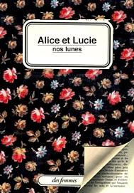Alice et Lucie : nos lunes