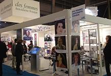 Salon du livre de Paris Éditions des femmes-Antoinette Fouque