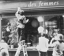 "Editions ""Des femmes"" contre la dictature du phallus"