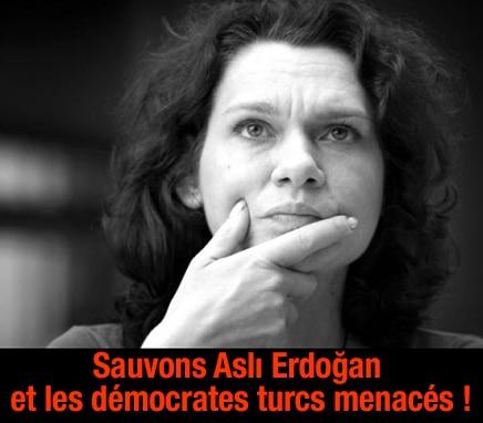 Sauvons Asli Erdogan Appel
