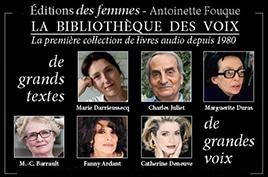 Bibliothèque des voix