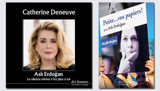 Asli Erdogan Le silence et poète