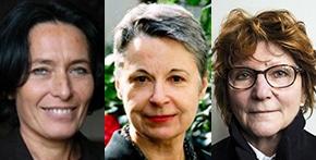 Lectures par des auteures des éditions des femmes