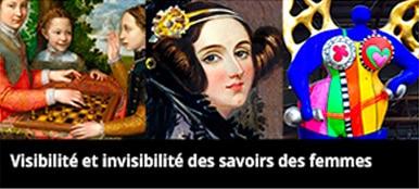 Visibilité et invisibilité des savoirs des femmes