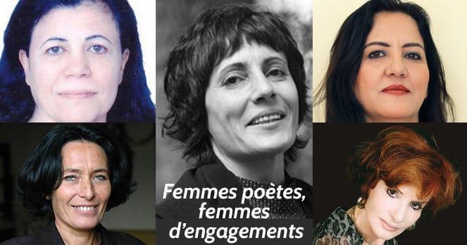 Femmes poètes, femmes d'engagements