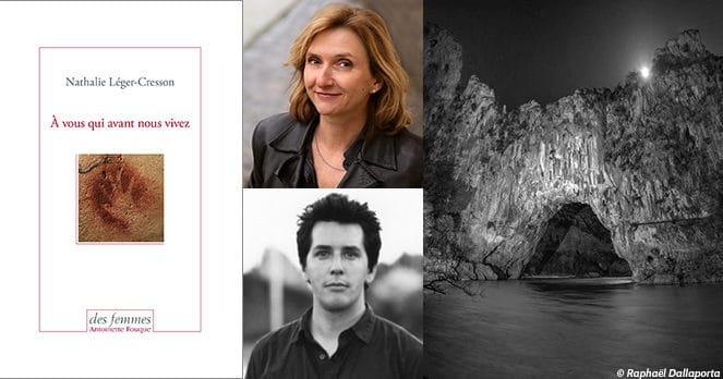 Grotte Chauvet Nathalie Léger-Cresson et Raphaël Dallaporta
