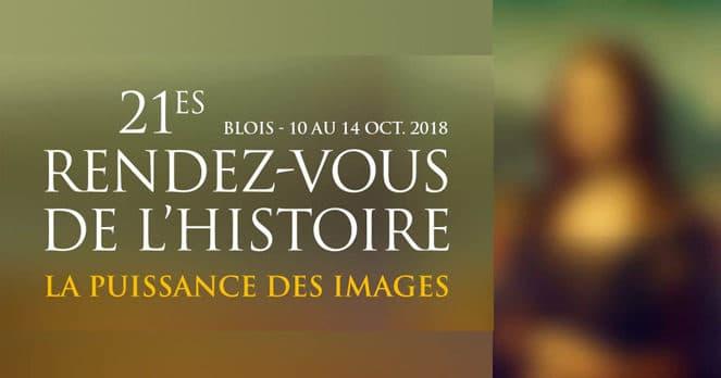Rendez-vous de l'Histoire de Blois 2018