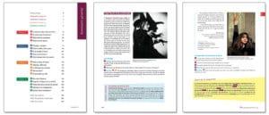 Pages manuel scolaire écrivaines