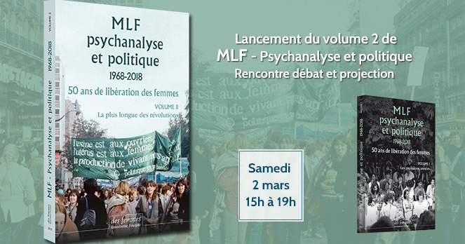 Volume 2 MLF-Psychanalyse et politique