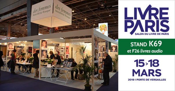 Salon Livre Paris 2019