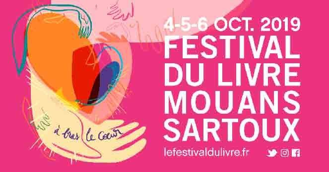 Festival du livre de Mouans-Sartoux 2019