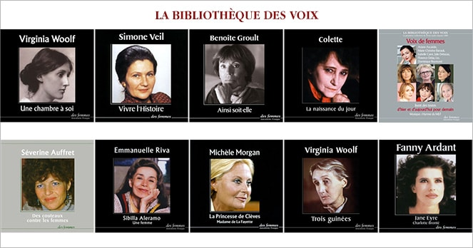 Écrits et voix des femmes