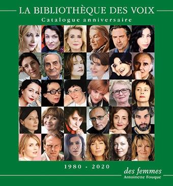 Catalogue La Bibliothèque des voix