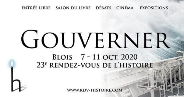Rendez-vous de l'histoire de Blois 2020