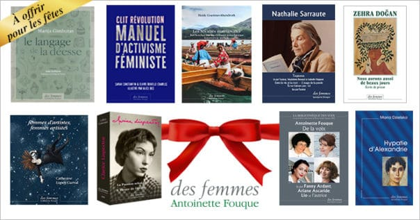 Des livres à offrir pour les fêtes