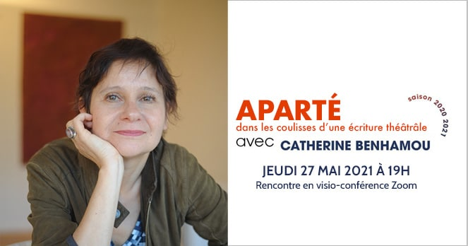 Apparté avec Catherine Benhamou