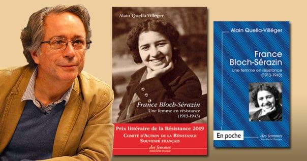 France Bloch-Sérazin d'Alain Quella-Villéger